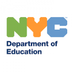 NYC dept of education logo learning resources home school